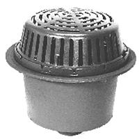 "Z104 15"" Diameter Deep Sump Roof Drain"