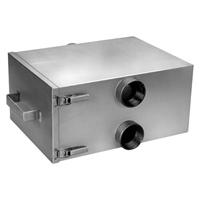 Side Access Solids Interceptor