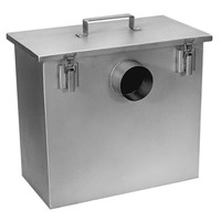 Large Capacity Solids Interceptor