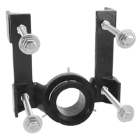 Residential Water Closet Support System