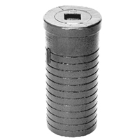 Cleanout Ferrule with Plug