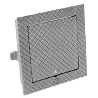 Square Hinged Access Panel