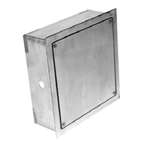 Z1467 Flanged Access Box