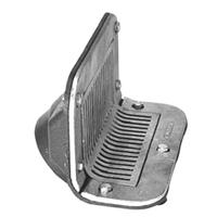 Z189 5 X 6 X 11 Scupper Drain