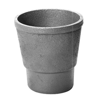 Indirect Waste Funnel