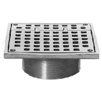 "Z400SH ""Type SH"" Square Hinged Strainer"