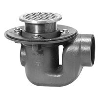 """Z450 Drum Trap Drain with """"Type B"""" Strainer"""