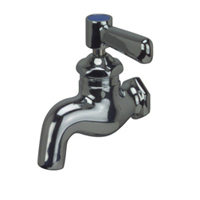 Z80401 - Wall-Mounted Single Sink Faucet.