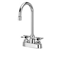 "Z812B2-XL - AquaSpec® centerset 5-3/8"" gooseneck faucet with cross handles"
