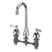 Widespread Faucet with 3-1/2