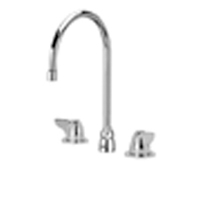 "Z831C1-XL - AquaSpec® widespread faucet with 8"" gooseneck and lever handles"