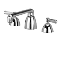 "Z831F1-XL - AquaSpec® widespread faucet with 6"" cast spout and lever handles"