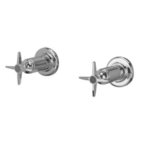 Z87302 AquaSpec® Two-Valve Shower Body, Cold Water Only