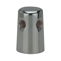 AquaSpec® gas turret with three 90° outlets