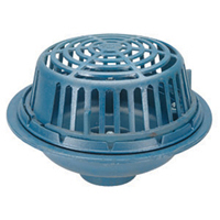 Z100 15 Quot Diameter Main Roof Drain
