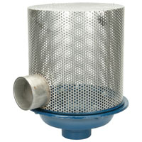 """15"""" Main Green Roof Drain with Perforated Screen Assembly"""