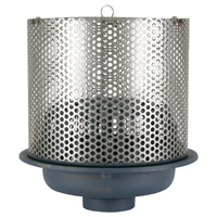 """15"""" Diameter Main Green Roof Drain with Perforated Screen Assembly"""