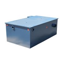 Oil Interceptor with Integral Storage Tank