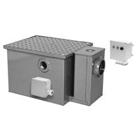 Oil Interceptor with Oil Level Sensor