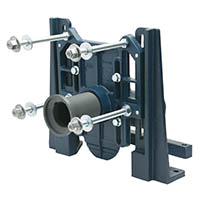 EZCarry® High Performance Extra Heavy-Duty Adjustable Siphon Jet No-Hub Water Closet Carrier – 750 lb.