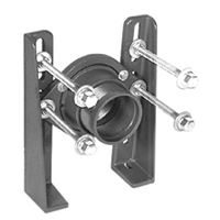 Z1212 Water Closet Support System