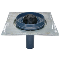 Z131 Siphonic OverFlow Roof Drain