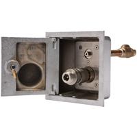 Lead-free Ecolotrol® Wall Hydrant w/ Backflow Preventor