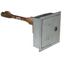 Lead-Free Encased Wall Hydrant