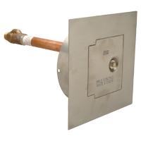 Lead-Free Ecolotrol® Ceramic Disc Wall Hydrant