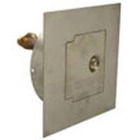 Z1332XL-EZ Lead-Free Ecolotrol® Ceramic Disc Wall Hydrant