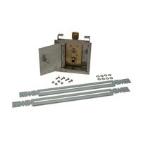 Z1350 Ez Narrow Wall Hydrant With Mounting Brackets