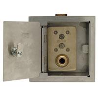 Z1350 Encased Narrow Wall Hydrant