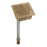 Lead-Free Ground Hydrant