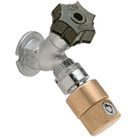 Faucet Lock
