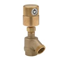 Faucet Stem Lock