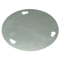 Round Cleanout Protective Cover