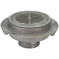 Z1732 Adjustable Floor Drain