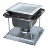 Z1903 Sani-Flor Receptor Installation Stabilizer