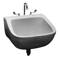 Beau Z5460 Series Surgeon Sink
