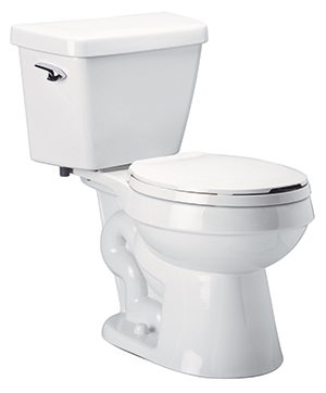 EcoVantage 1.28 gpf Two-Piece Toilet