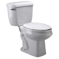 EcoVantage® Pressure Assist ADA Two-Piece Toilet