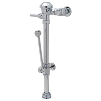 Exposed AquaVantage® Flush Valve with Bedpan Washer