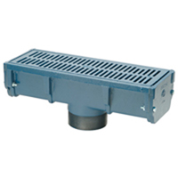 Z667 Linear Trench Drain