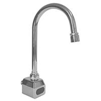 Z6922 Xl Aquasense 174 Wall Mount Gooseneck Sensor Faucet