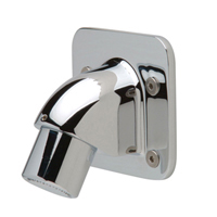 Z7000-i2-1.25, 1.5, 1.75, 2.0 Temp-Gard® Institutional Wall-Mounted Shower Head, 1.25, 1.5, 1.75, and 2.0 GPM