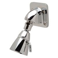 Temp-Gard® Institutional Shower Head, 2.5 GPM