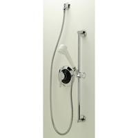 Z7100-SS-LH-HW Temp-Gard® Shower Unit