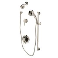 Z7121-SS-LH-DV2P-HW Temp-Gard® Shower Unit