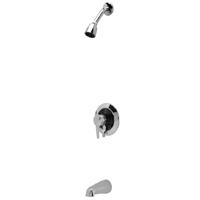 Z7220-SS-LH Tub and Shower Valve