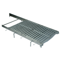 Z726-HDG Frame and Grate System with Galvanized Steel Frame